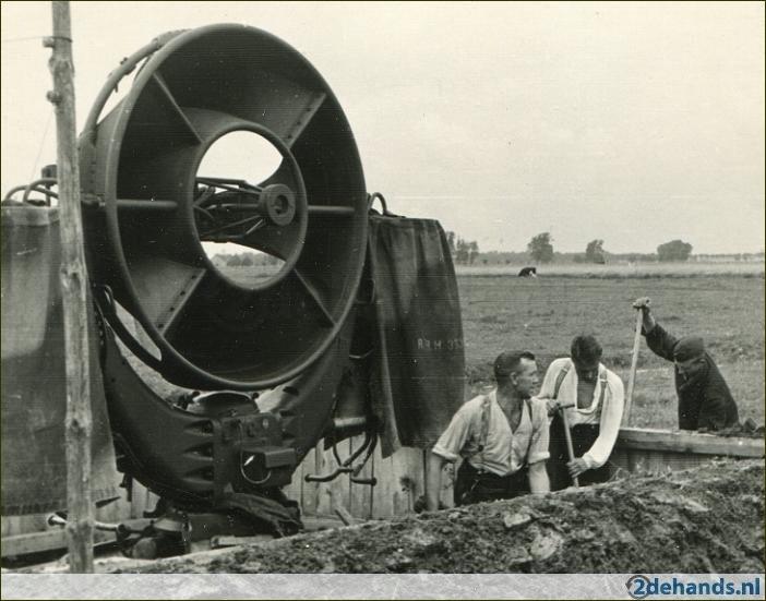 La détection accoustique pendant la seconde guerre mondiale. 184_ho10
