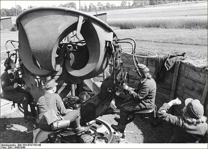 La détection accoustique pendant la seconde guerre mondiale. 186_rr10