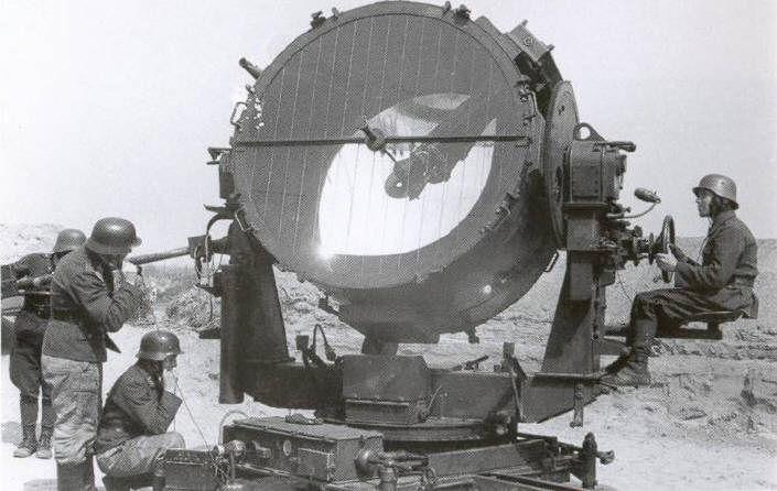 Le Projecteur de 150 cm Sw. 37 et sa remorques SdAnh. 104 58699110