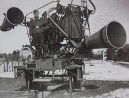 La détection accoustique pendant la seconde guerre mondiale. Front-10