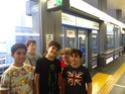 Concert aux Universal Studios d'Osaka (Japon) le 5 août 2015 Cmss6u10