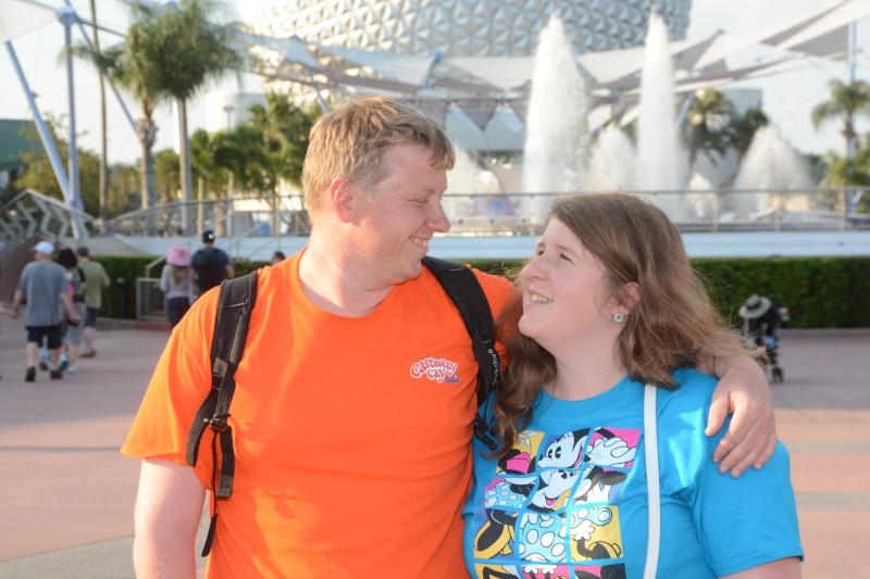 Flo et Géo découvrent la Floride et les Bahamas ! (DCL - USO - WDW) [MAJ le 26/06/16 - TR fini] - Page 7 Epcot_11