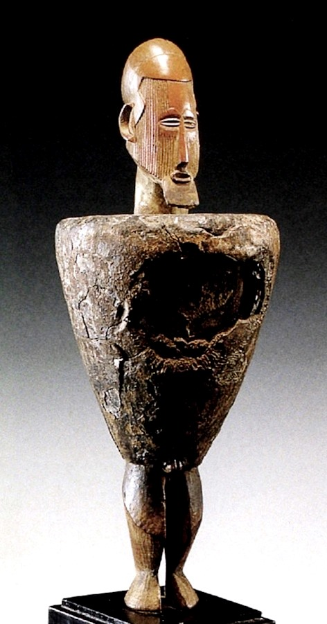 Teke people, Consecrated Magical Figure, Republic of the Congo 2512