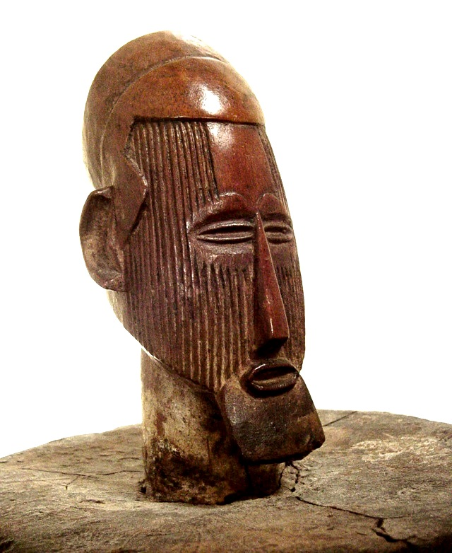 Teke people, Consecrated Magical Figure, Republic of the Congo Teke_t10