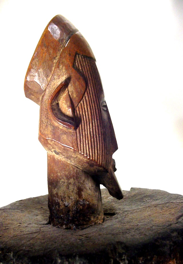 Teke people, Consecrated Magical Figure, Republic of the Congo Teke_t11