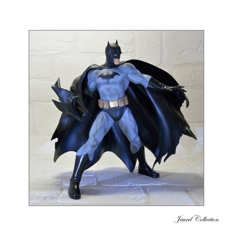 DC BATMAN DELUXE VINYL - JIM LEE HUSH VERSION Dsc_0817