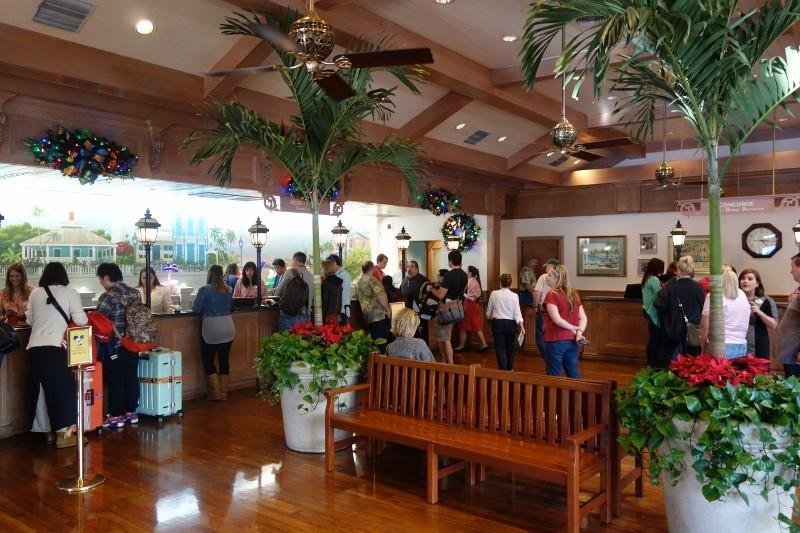 Florida Honeymoon - 24 avril au 10 mai - Page 3 Lobby-10