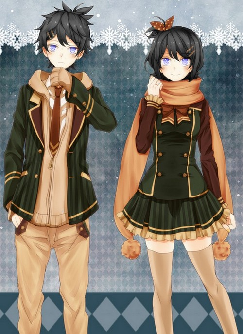 Uniforme des élèves (obligatoire) Kagami12