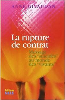 LA RUPTURE DE CONTRAT - Anne Givaudan La_rup10