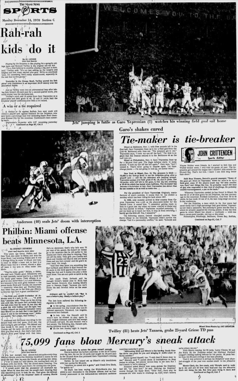 1970 Dolphins request 1970_111