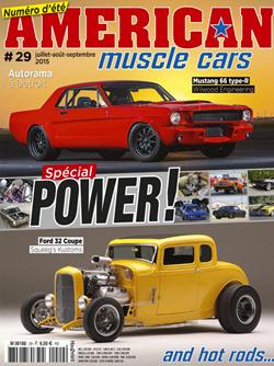 American Muscle Cars n°29 Americ10