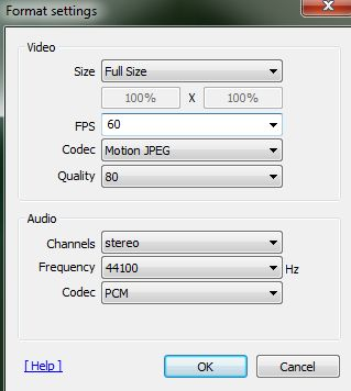 How to create EZ Rampage GIF-s Scr0110