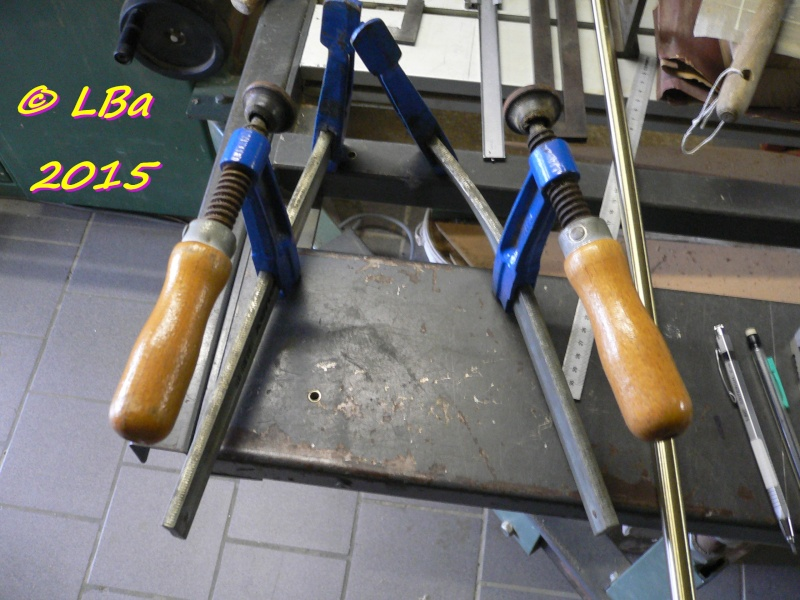 Tabourets en hêtre P1100313