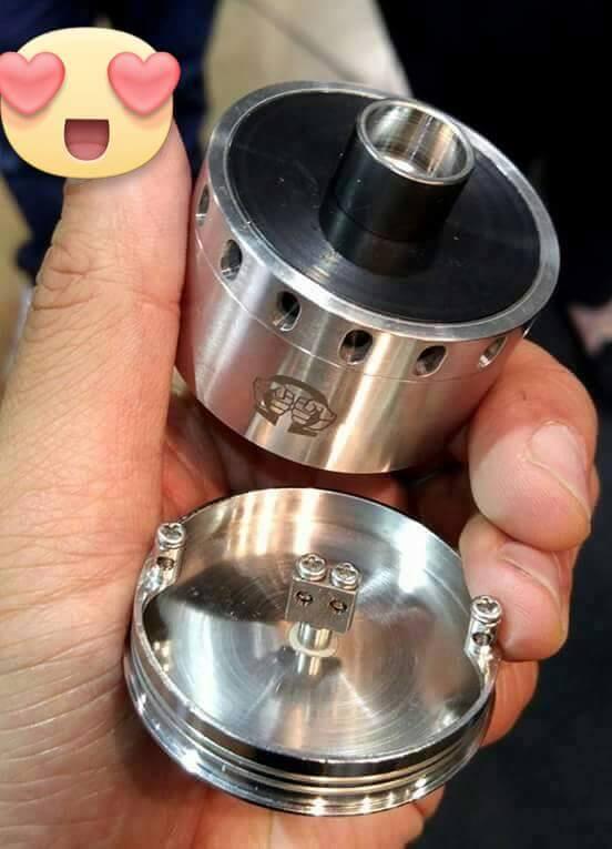 Un nouveaux materiel pour le power vaping 11913910