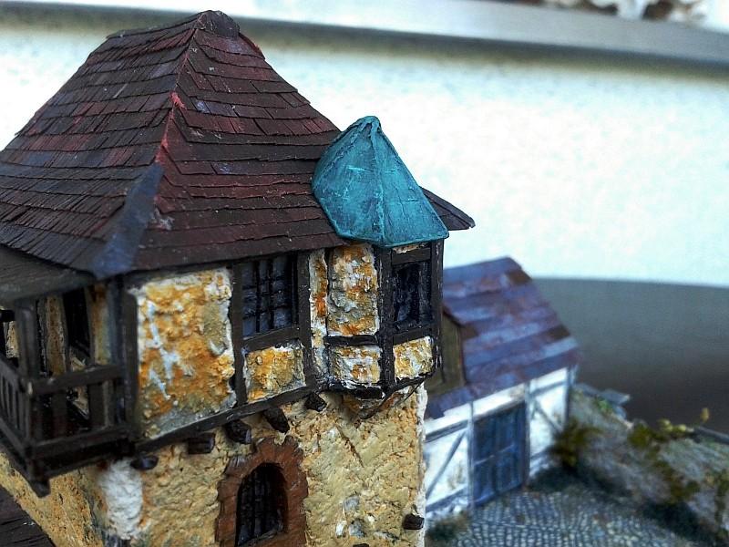 Die alte Herberge. Ein kleines Diorama in 1:100 - Seite 9 Erker011
