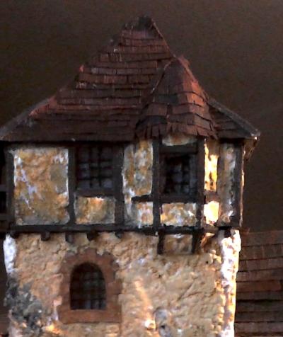 Die alte Herberge. Ein kleines Diorama in 1:100 - Seite 9 Erkera11