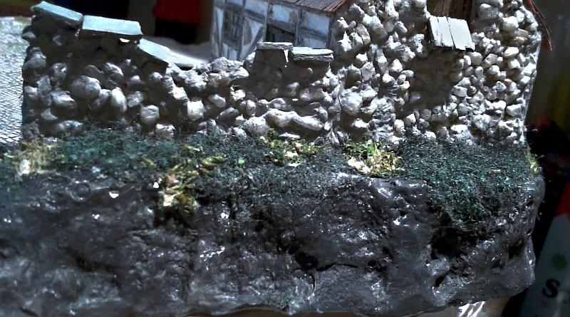 Die alte Herberge. Ein kleines Diorama in 1:100 - Seite 8 Flora110