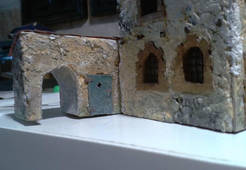 Die alte Herberge. Ein kleines Diorama in 1:100 - Seite 8 Flora114
