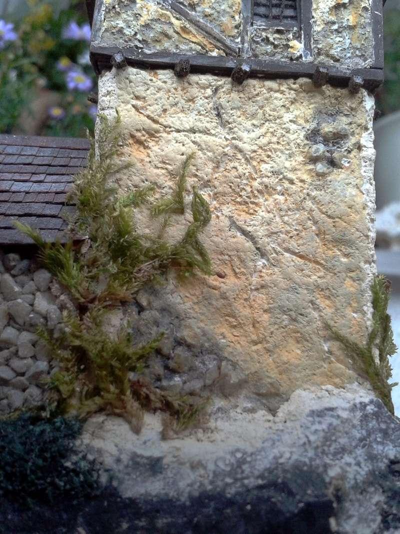 Die alte Herberge. Ein kleines Diorama in 1:100 - Seite 8 Hinten10