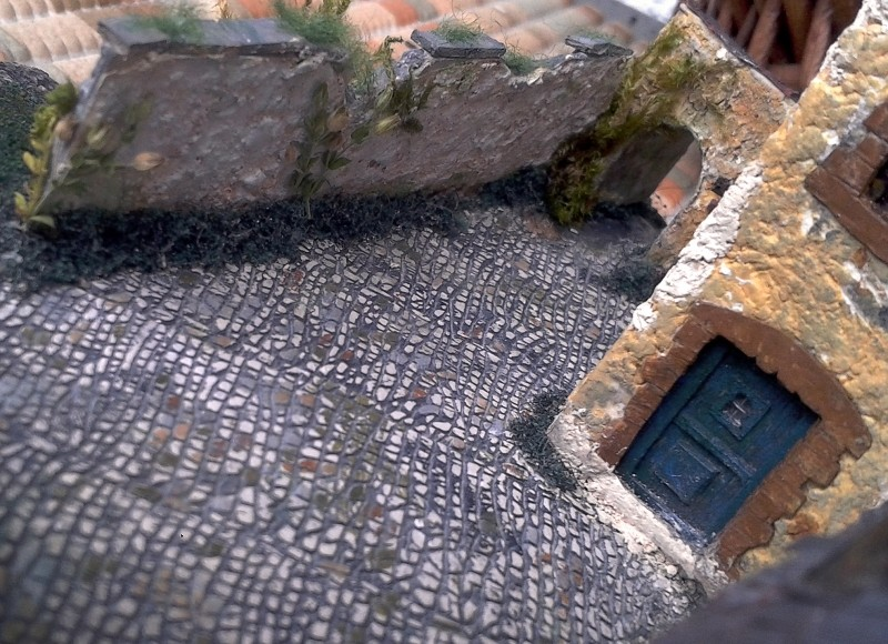 Die alte Herberge. Ein kleines Diorama in 1:100 - Seite 8 Hof01a10