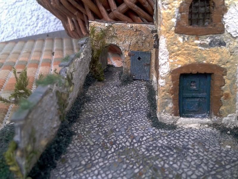 Die alte Herberge. Ein kleines Diorama in 1:100 - Seite 8 Hof02a10