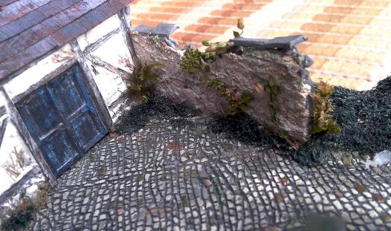 Die alte Herberge. Ein kleines Diorama in 1:100 - Seite 8 Hof04a10