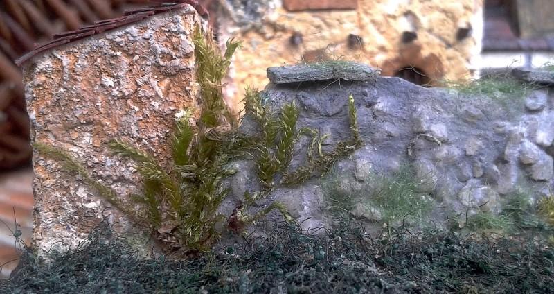 Die alte Herberge. Ein kleines Diorama in 1:100 - Seite 8 Mauer011