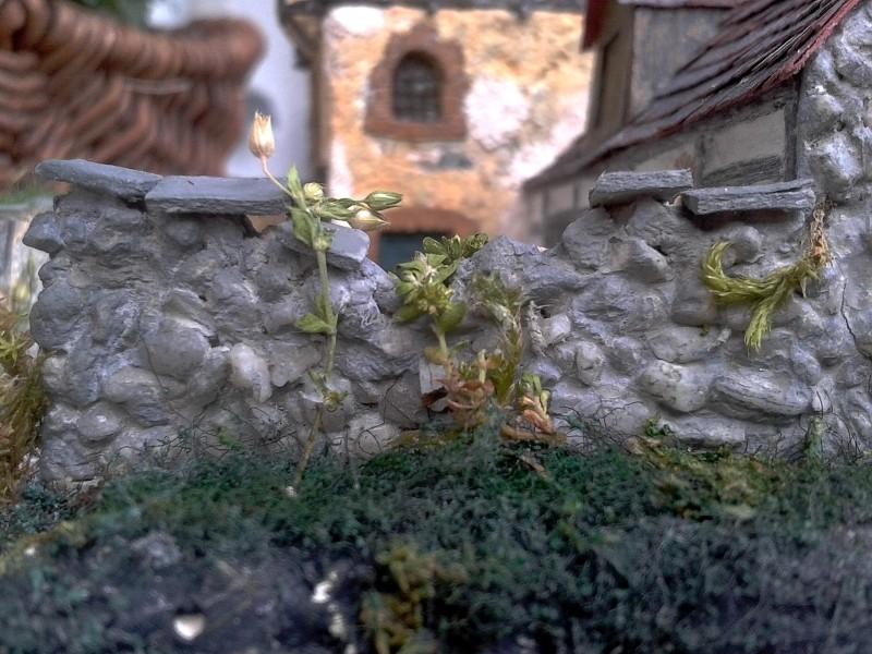 Die alte Herberge. Ein kleines Diorama in 1:100 - Seite 8 Mauer013