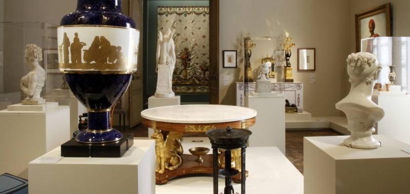 Compiegne, exposition Napoleon Ier et la légende des arts  2-expo10