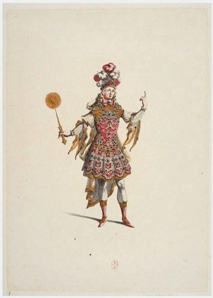 Chantilly : Fastes de cour au XVIIe siècle 13/05-13/08 2015 Byrain10