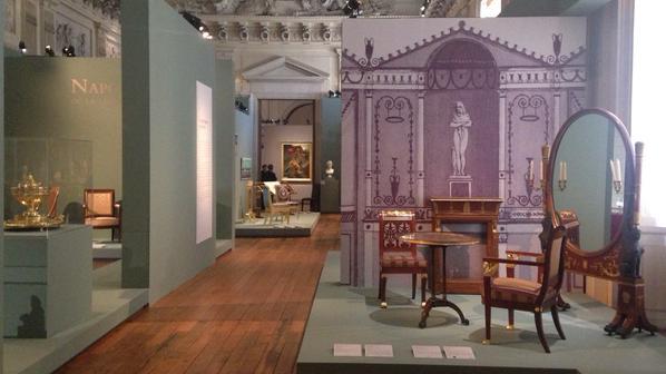 Compiegne, exposition Napoleon Ier et la légende des arts  Chxyhw10