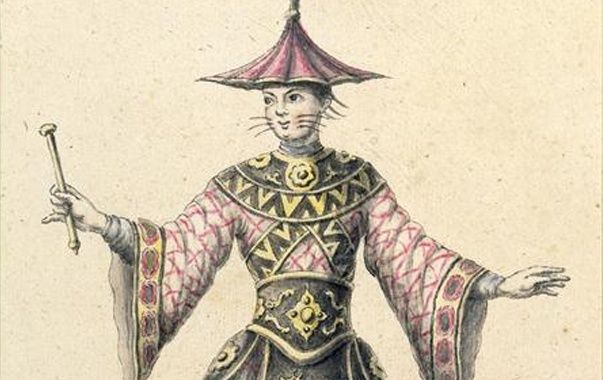ballet - Sur France Musique. Louis XIV, un règne en musique Costum10