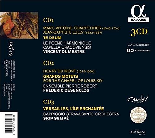 Nouveaux CD. Parutions récentes ou annoncées. - Page 3 Les_mu10