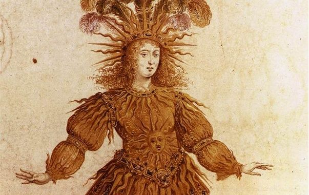 ballet - Sur France Musique. Louis XIV, un règne en musique Louis_13