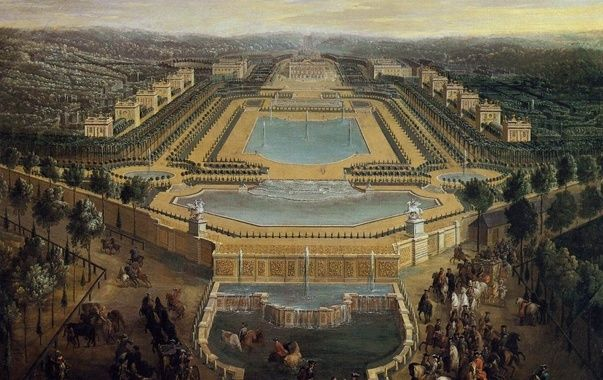 ballet - Sur France Musique. Louis XIV, un règne en musique Marly_12