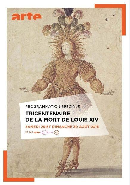 Tricentenaire de la mort de Louis XIV (Arte - 2015) Tricen10