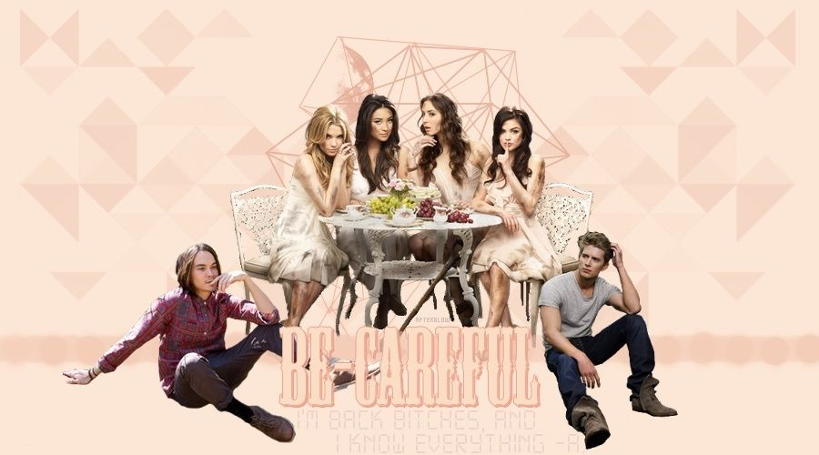 Pretty Little Liars RPG
