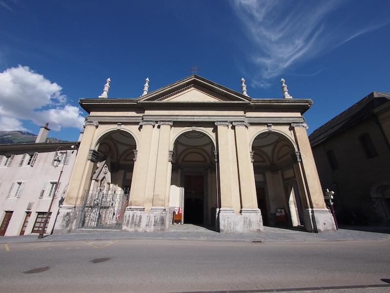 Cathédrale Saint Jean-Baptiste en Maurienne P6122011