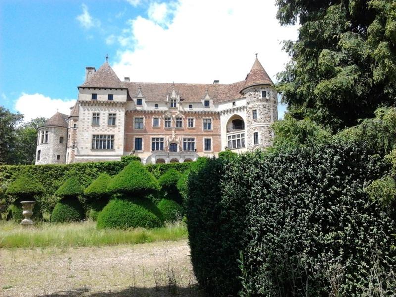 le chateau de Houetteville Acquig11