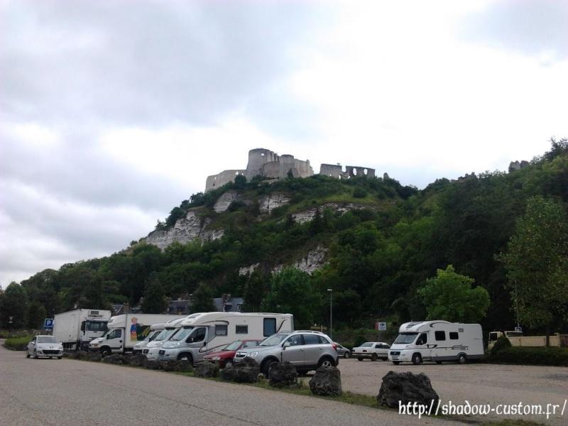 chateau gaillard (les Andelys 27) Chatea10