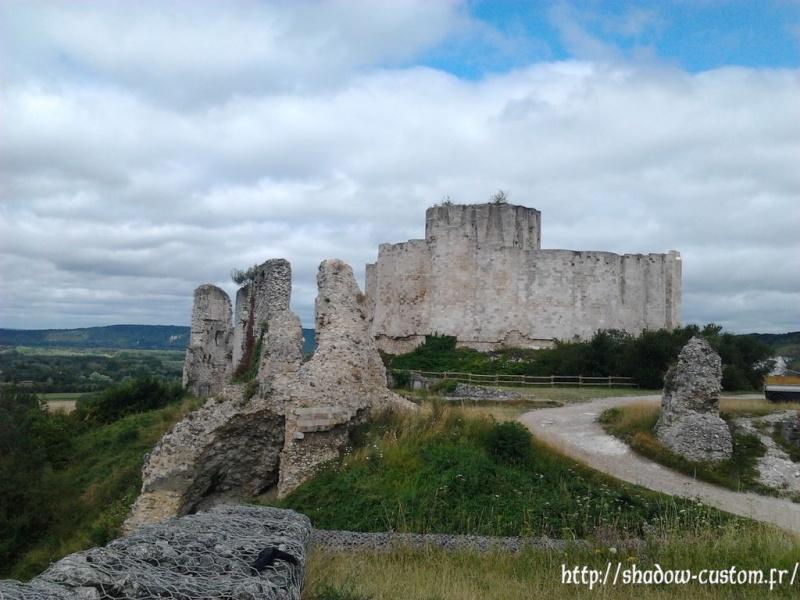 chateau gaillard (les Andelys 27) Chatea11