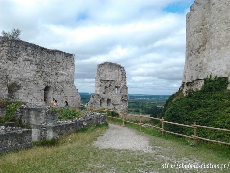 chateau gaillard (les Andelys 27) Chatea13