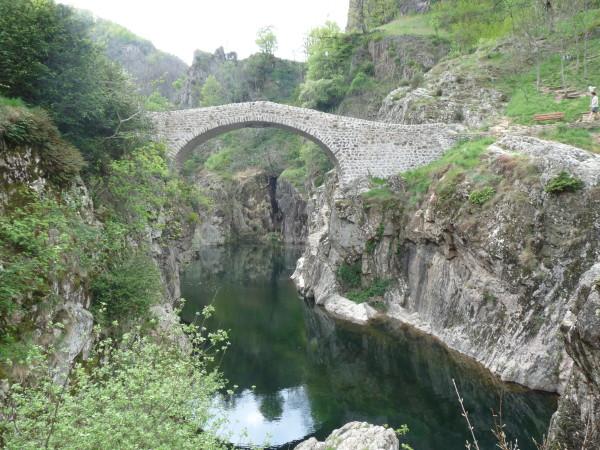 le pont du diable en Ardèche Diable13