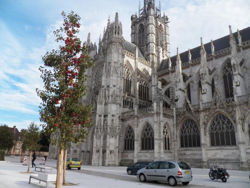 Evreux et sa cathédrale Domini11