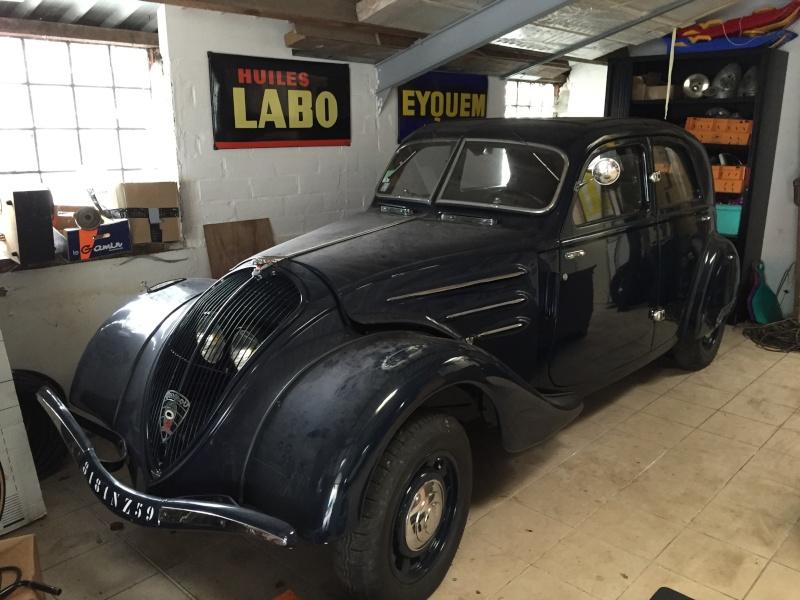 Peugeot 302 1937 00110