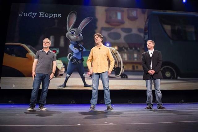[Walt Disney] Zootopie (2016) - Sujet d'avant sortie - Page 13 11863411