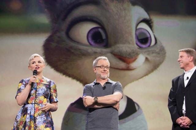 [Walt Disney] Zootopie (2016) - Sujet d'avant sortie - Page 13 11887911