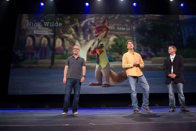 [Walt Disney] Zootopie (2016) - Sujet d'avant sortie - Page 13 11899910