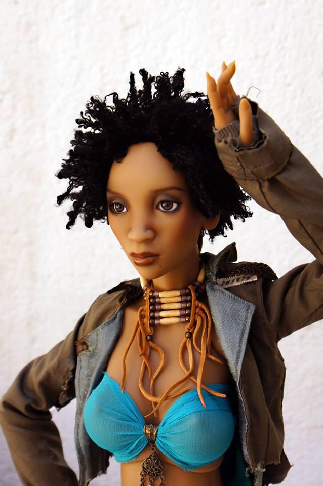 que pensez vous de cette poupée ? 11541910