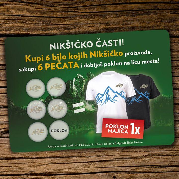 Pokloni i akcije na BBF 2015 Nikayi10